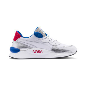 Thumbnail 5 of PUMA x SPACE AGENCY RS 9.8 スニーカー, Puma White-Puma Silver, medium-JPN