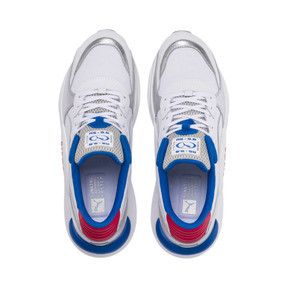 Thumbnail 6 of PUMA x SPACE AGENCY RS 9.8 スニーカー, Puma White-Puma Silver, medium-JPN