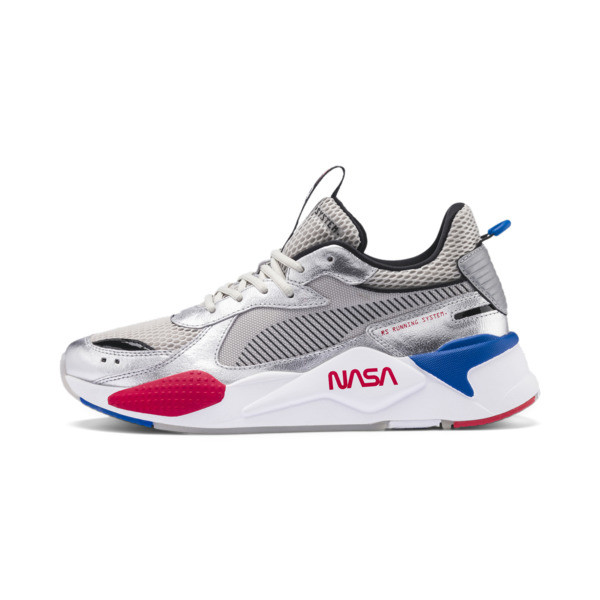 RS-X Space Agency Sneakers, Puma Silver-Gray Violet, large