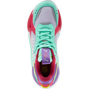 Thumbnail 5 of RS-X Bold Sneakers, PurHeather-GrGlimmer-LPotion, medium