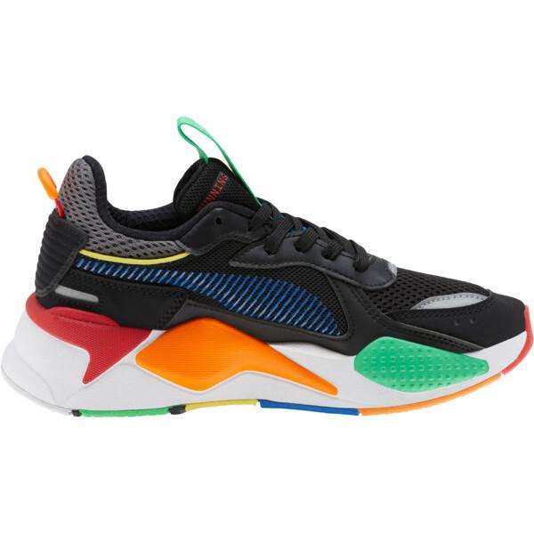 RS-X Bold Sneakers JR, P Black-ANDEAN TOUCAN-Orange, large
