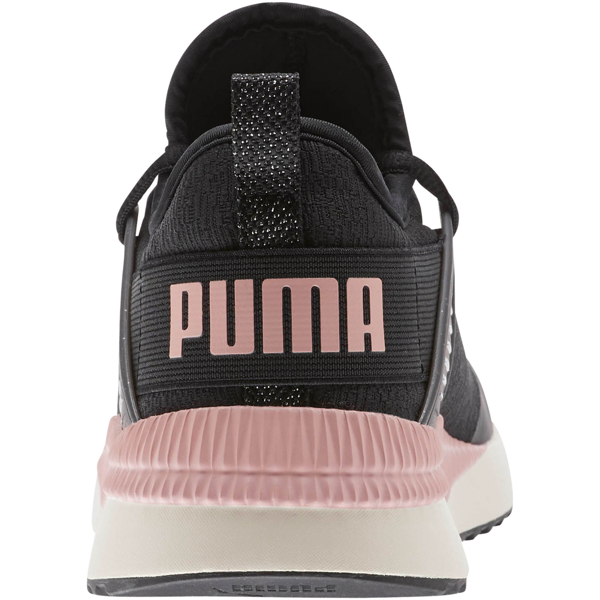 PUMA-Pacer-Next-Cage-Glitter-Women-039-s-Sneakers-Women-Shoe-Basics thumbnail 8