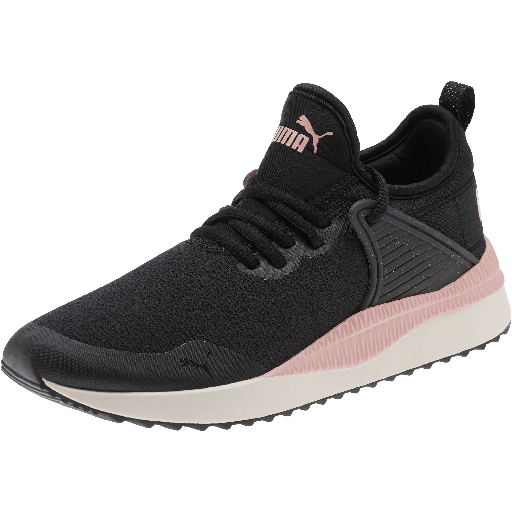 PUMA-Pacer-Next-Cage-Glitter-Women-039-s-Sneakers-Women-Shoe-Basics thumbnail 9