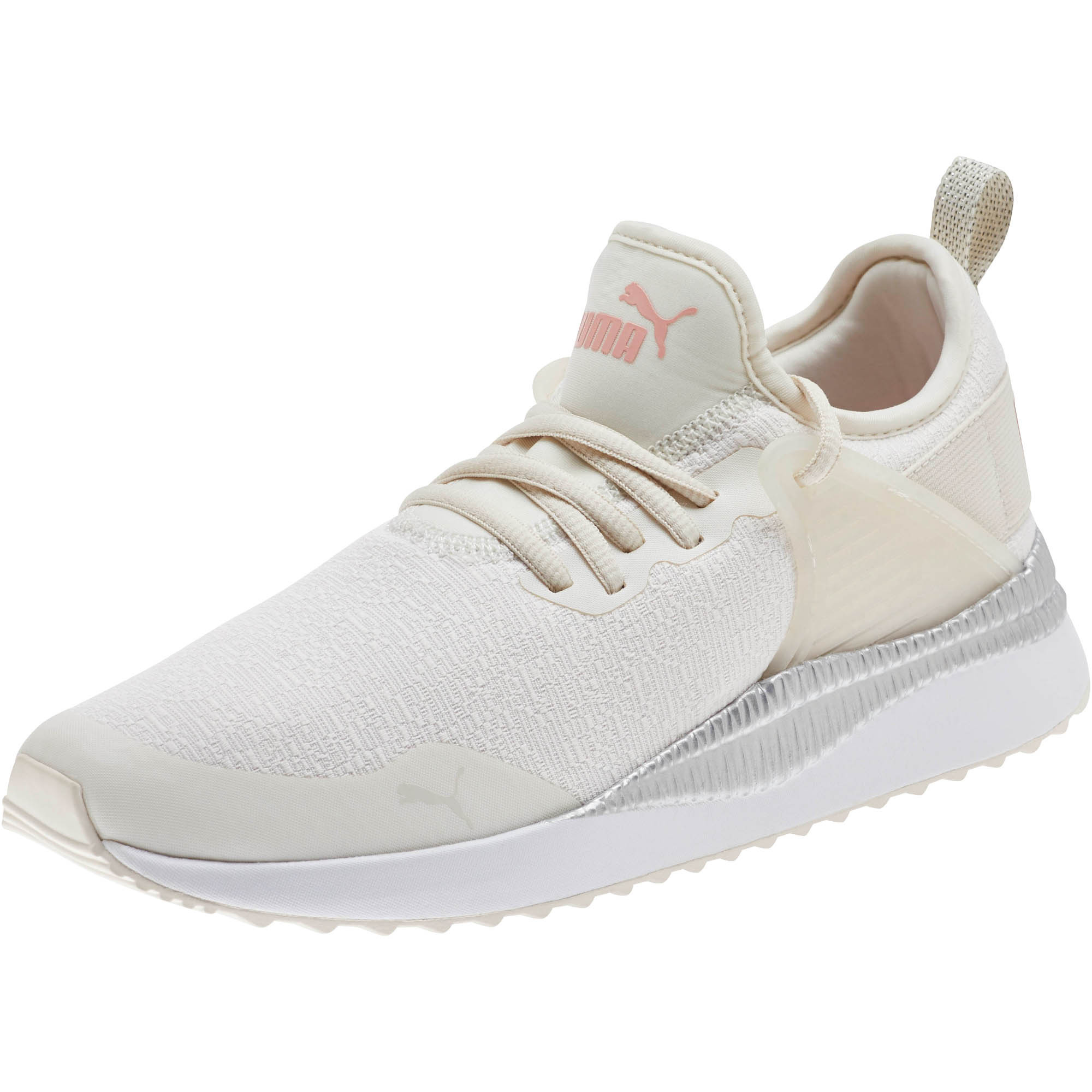 PUMA-Pacer-Next-Cage-Glitter-Women-039-s-Sneakers-Women-Shoe-Basics thumbnail 4