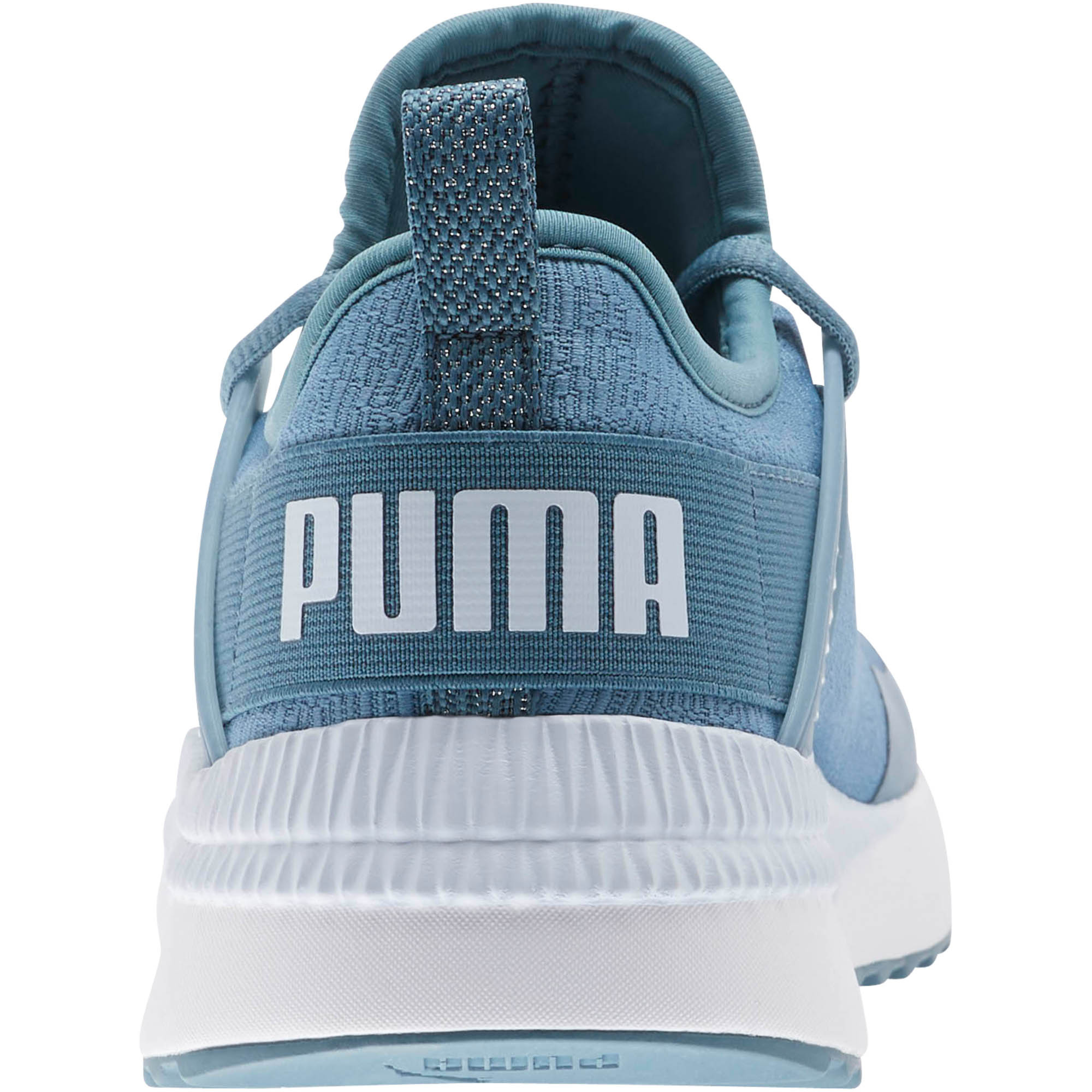 PUMA-Pacer-Next-Cage-Glitter-Women-039-s-Sneakers-Women-Shoe-Basics thumbnail 13