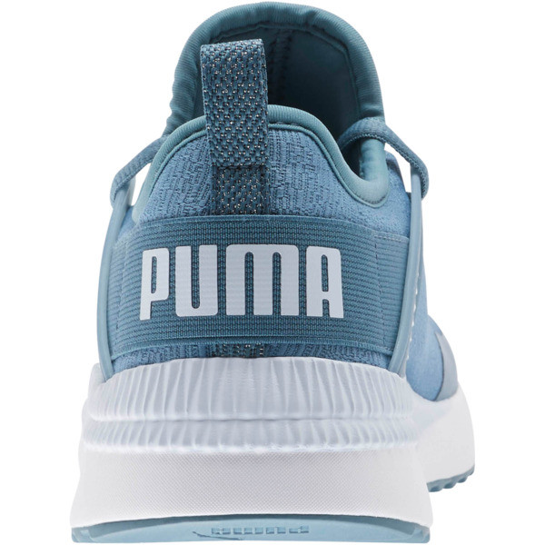 Pacer Next Cage Glitter Women's Sneakers, Bluestone-Heather-Puma White, large