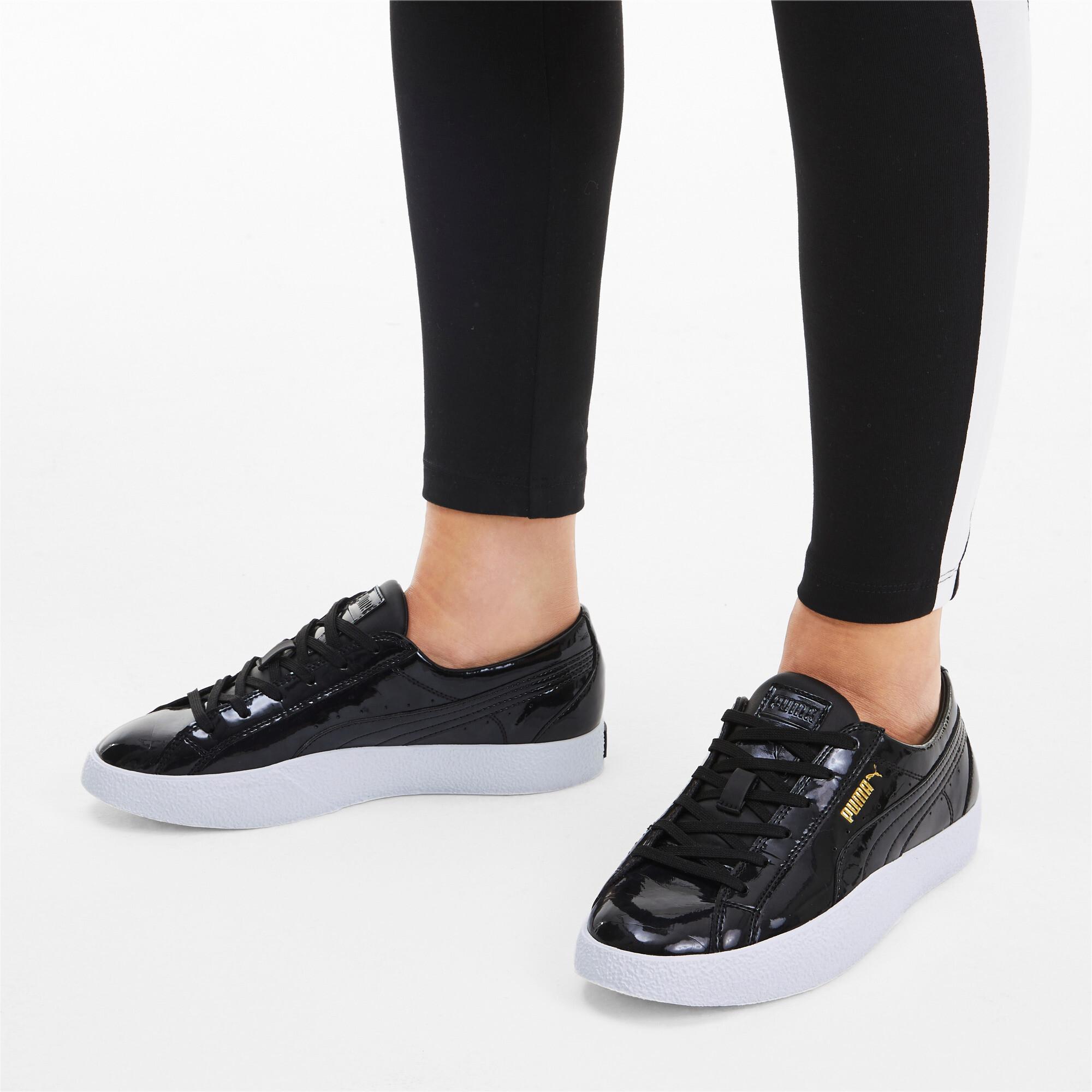 PUMA-Women-039-s-Love-Patent-Sneakers thumbnail 5