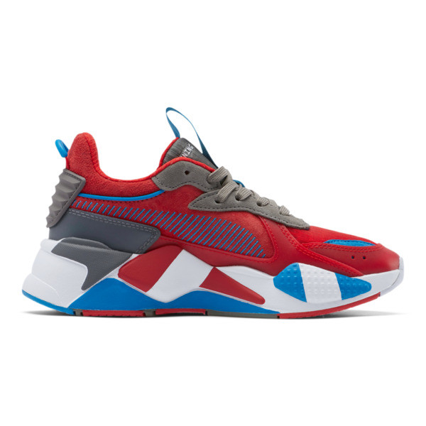 RS-X Retro Sneakers JR, Hi Ri Red-Ste Gray-In Bunti, large