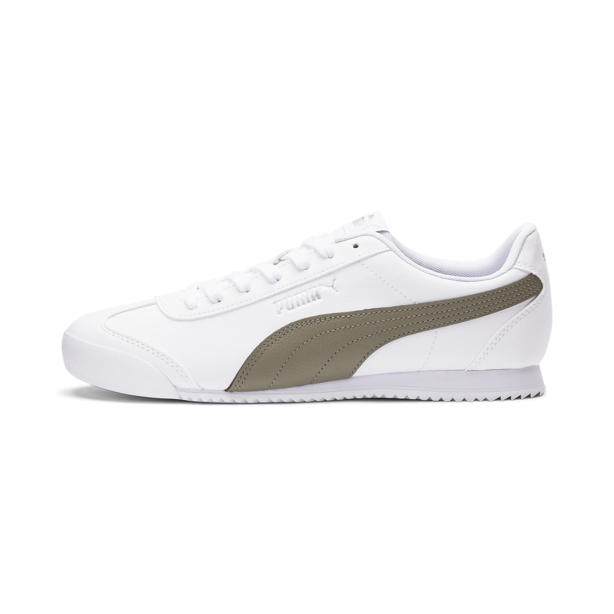 Puma White-Vetiver