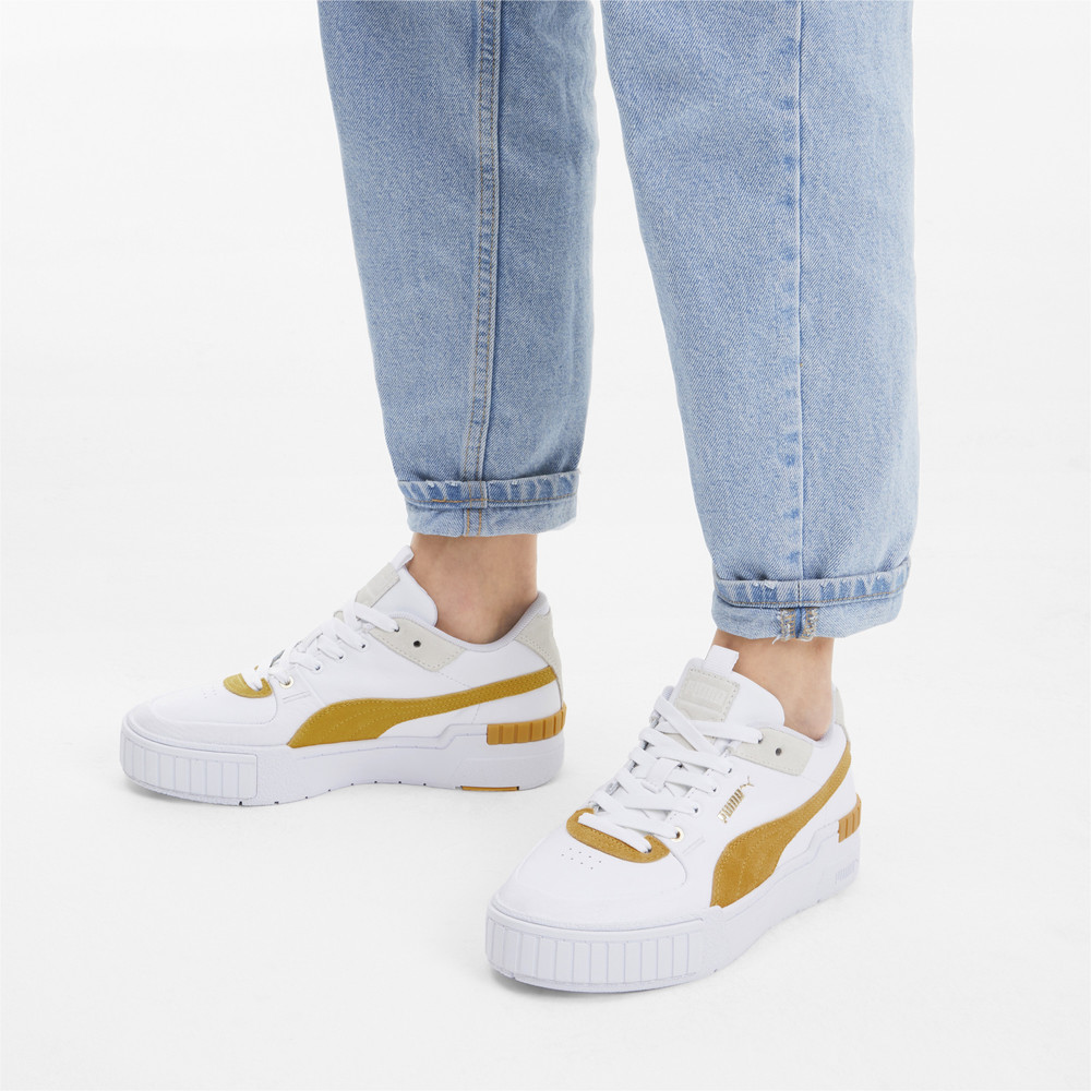 Image Puma Cali Sport Heritage Women's Trainers #2