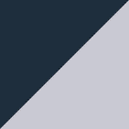 Palace Blue-Dark Denim-White