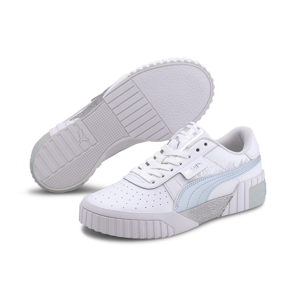 Image Puma Cali Arctic Youth Trainers #2