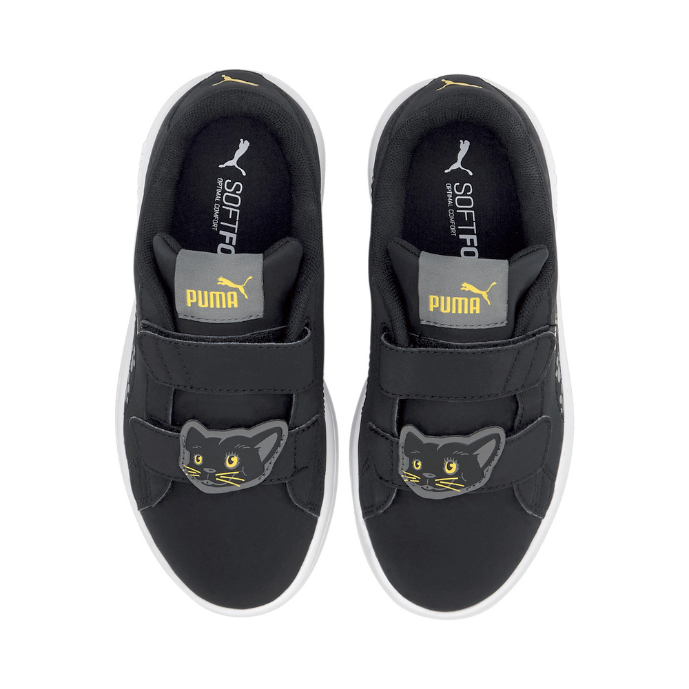 Image PUMA Smash v2 Animals Kids' Sneakers #1