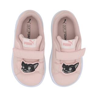 Görüntü Puma Smash v2 ANIMAL V Bebek Ayakkabı