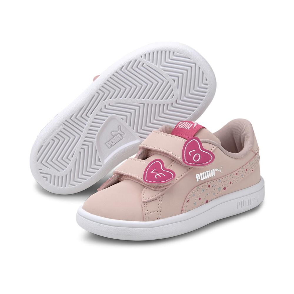 Imagen PUMA Zapatillas para bebés Smash v2 Candy #2