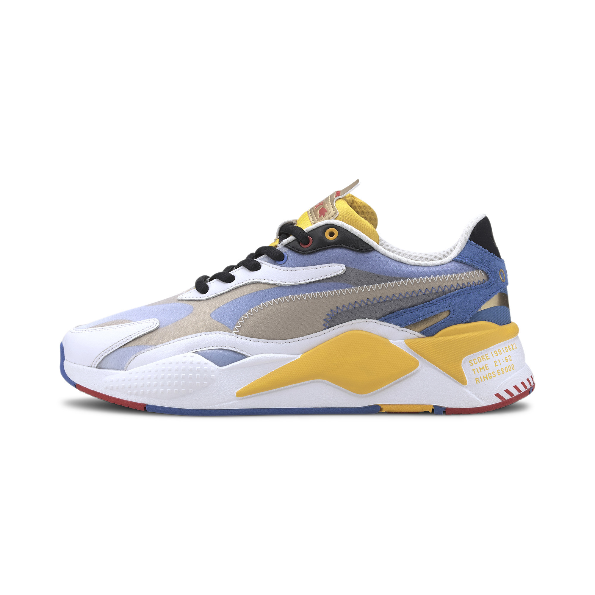 PUMA x SONIC RS X³ Color Sneakers