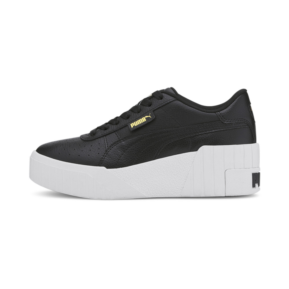 Image PUMA Cali Wedge Women's Sneakers #1