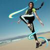 Image PUMA Tênis Mile Rider Sunny Getaway Feminino #7