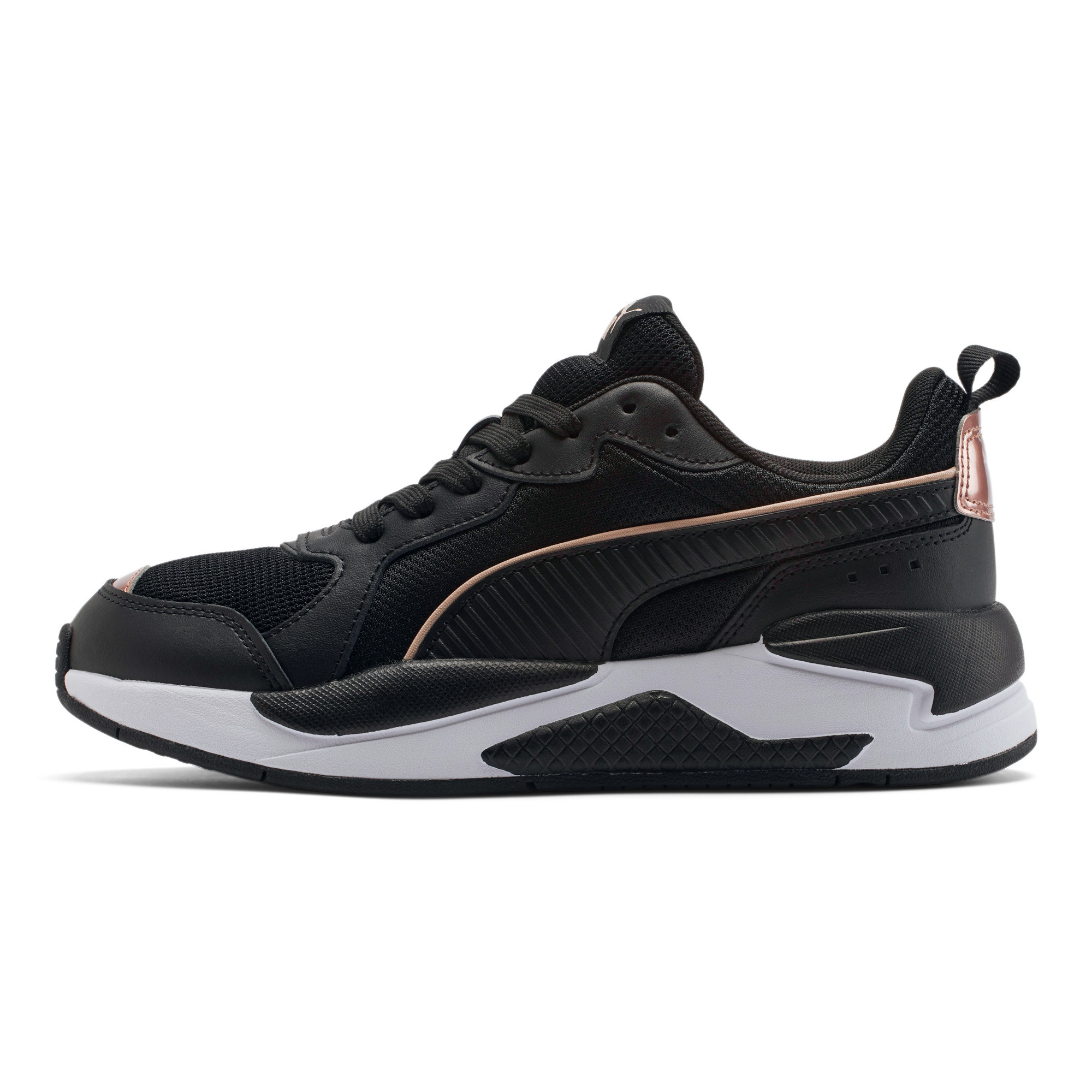 PUMA-X-RAY-Metallic-Shine-Women-039-s-Sneakers-Women-Shoe-Basics thumbnail 4
