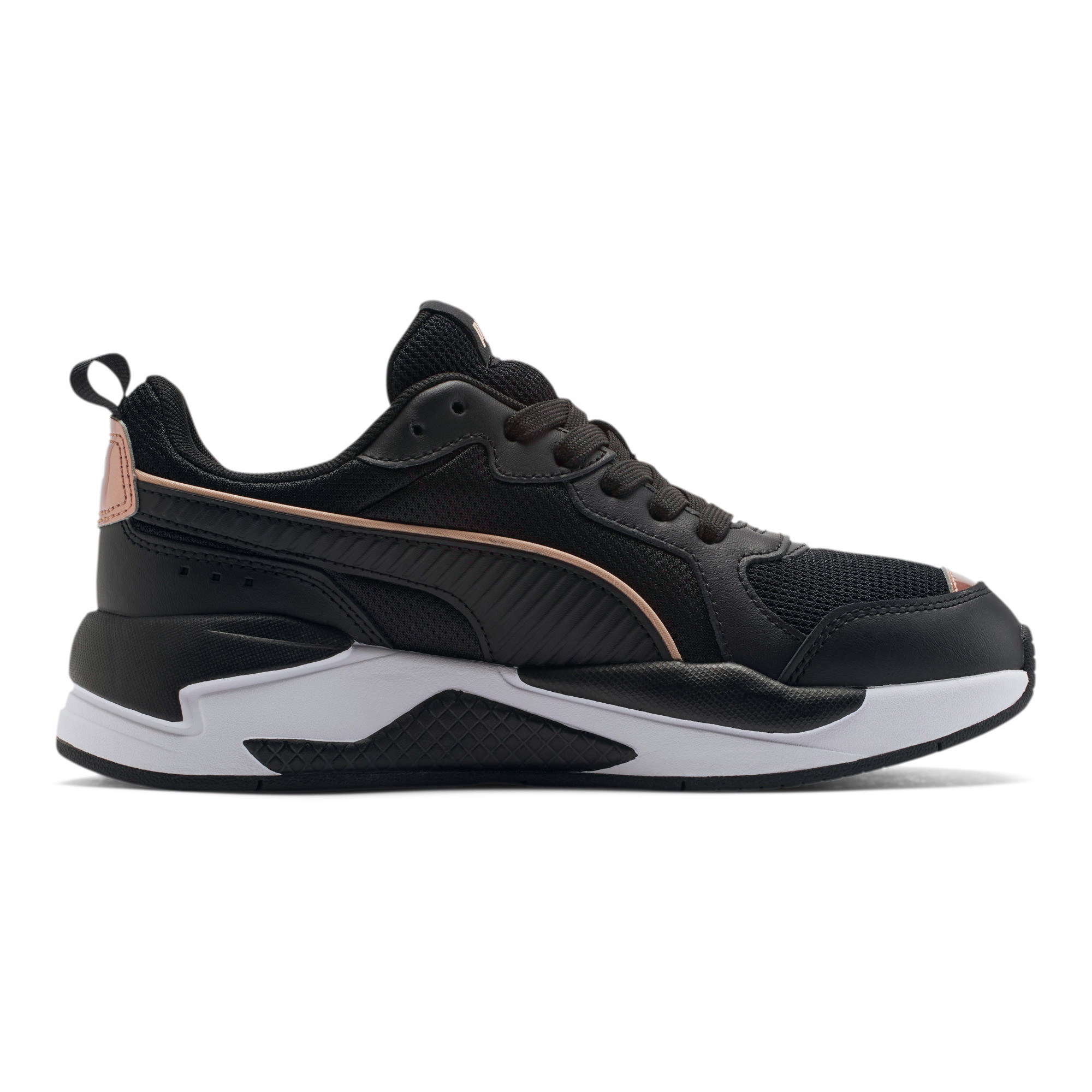 PUMA-X-RAY-Metallic-Shine-Women-039-s-Sneakers-Women-Shoe-Basics thumbnail 6