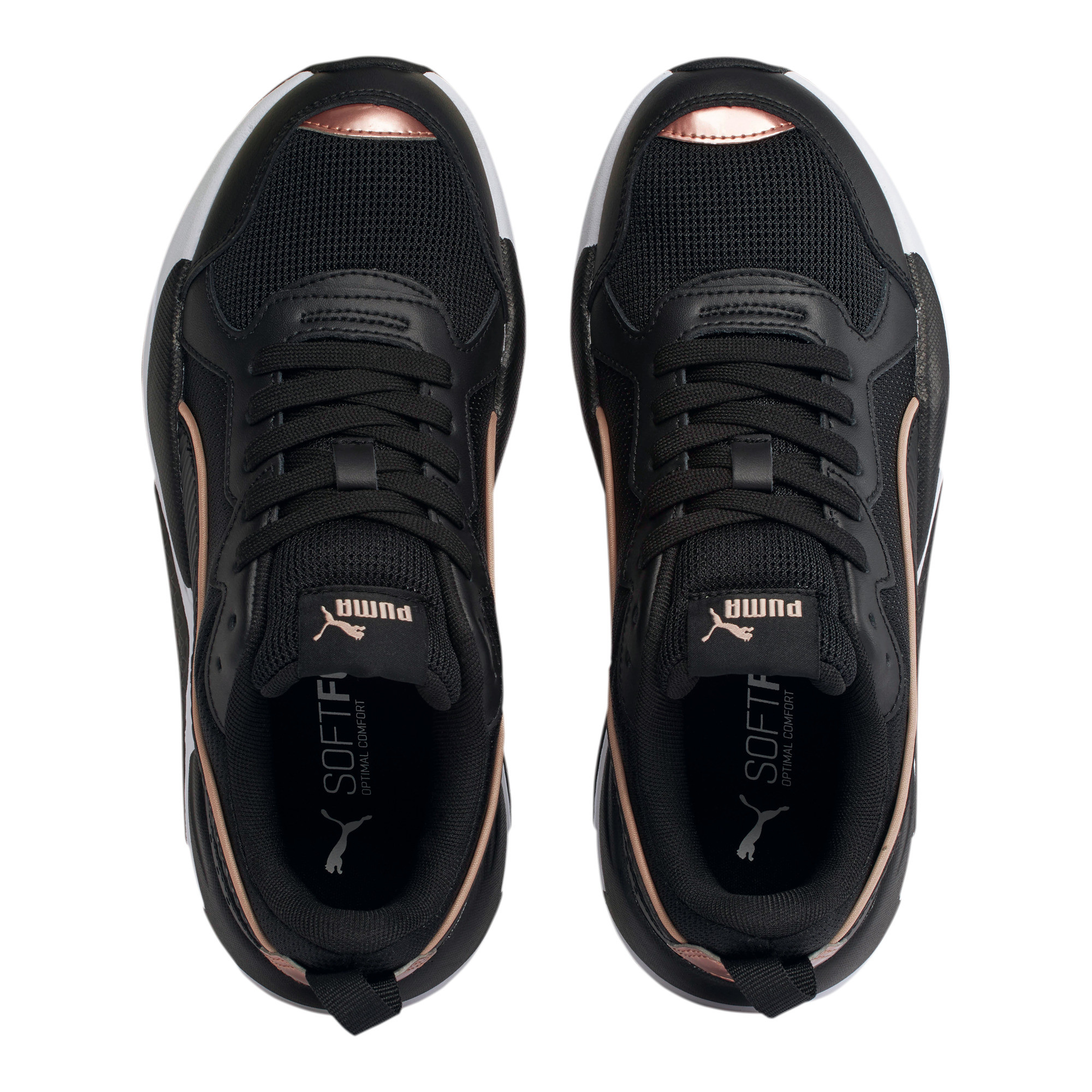 PUMA-X-RAY-Metallic-Shine-Women-039-s-Sneakers-Women-Shoe-Basics thumbnail 7