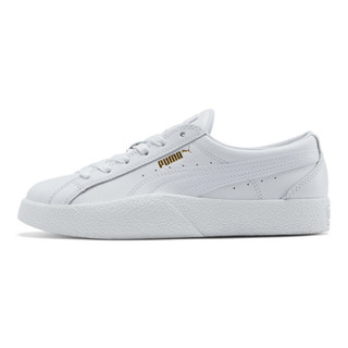 Image PUMA Love Tumbled Leather Women's Sneakers