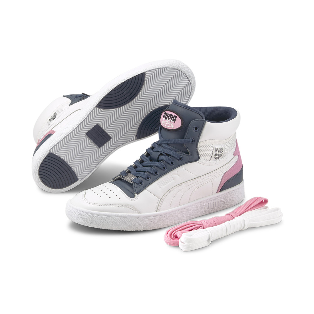 Image PUMA PUMA x VON DUTCH Ralph Sampson Mid Sneakers #2