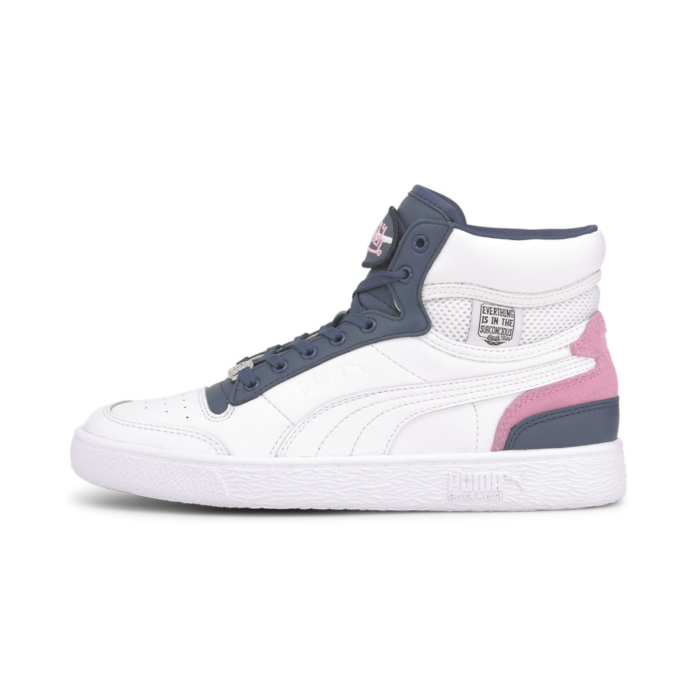 Image PUMA PUMA x VON DUTCH Ralph Sampson Mid Sneakers #1