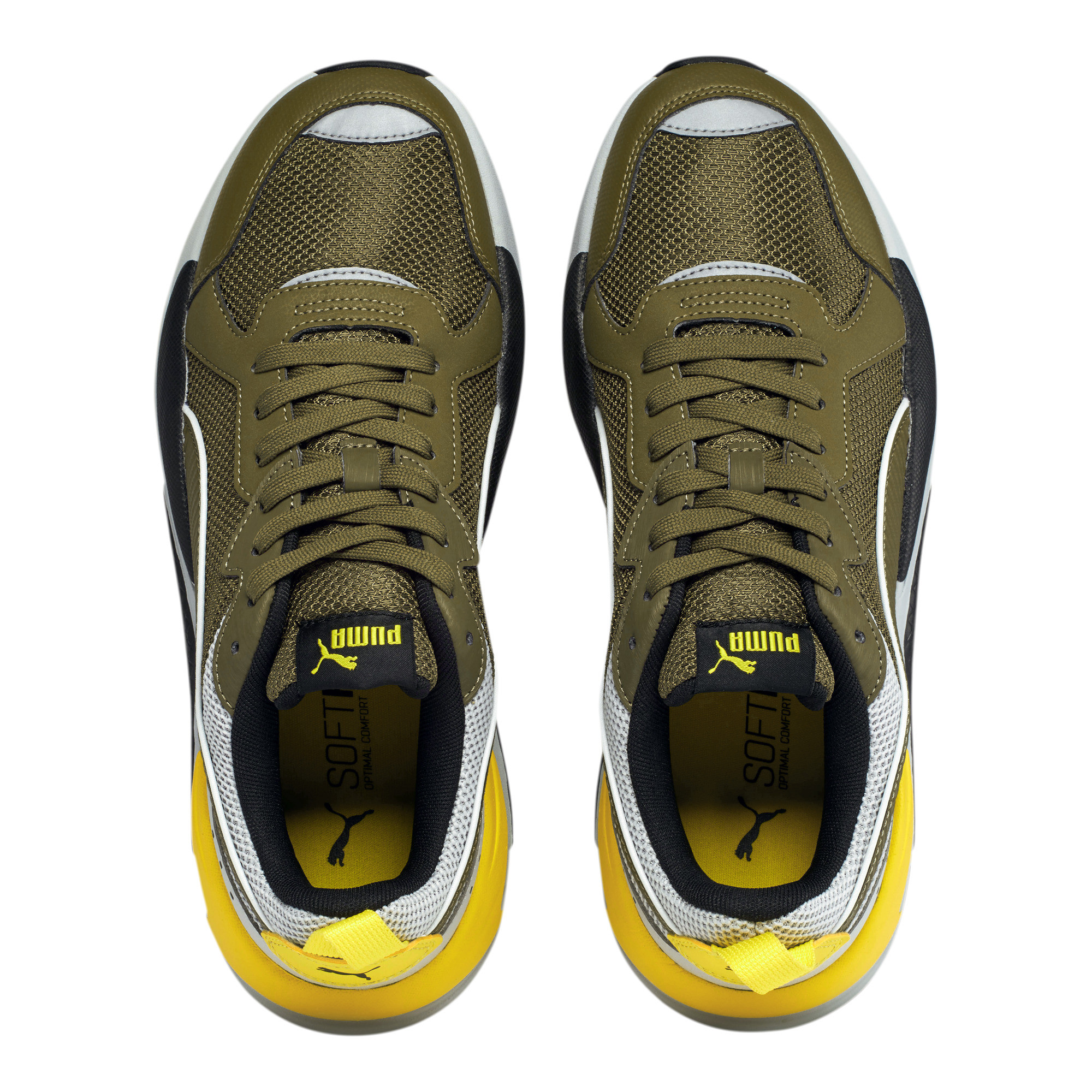 PUMA-X-RAY-Mesh-Men-039-s-Sneakers-Men-Shoe-Basics thumbnail 13