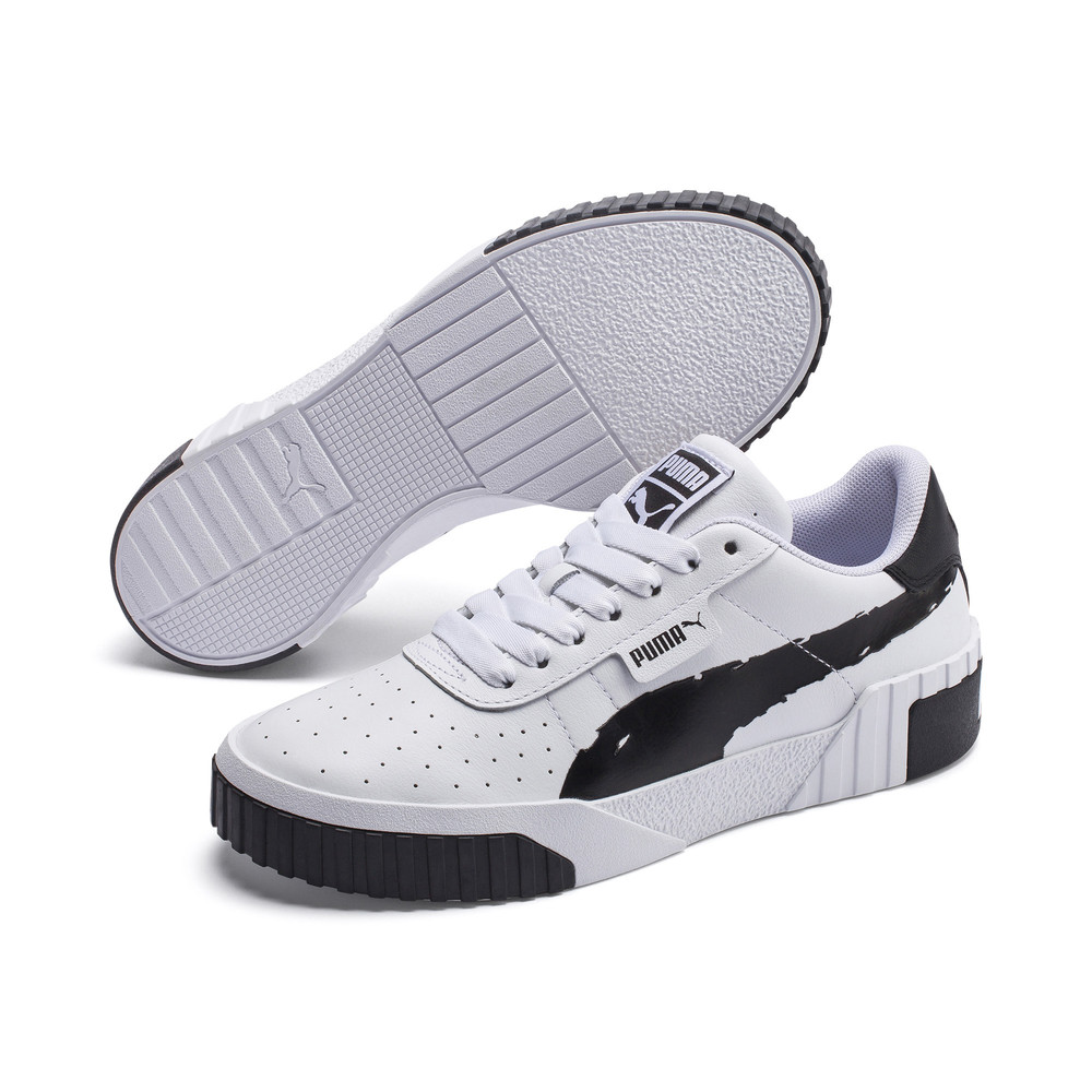 Image Puma Cali Brushed Women's Trainers #2