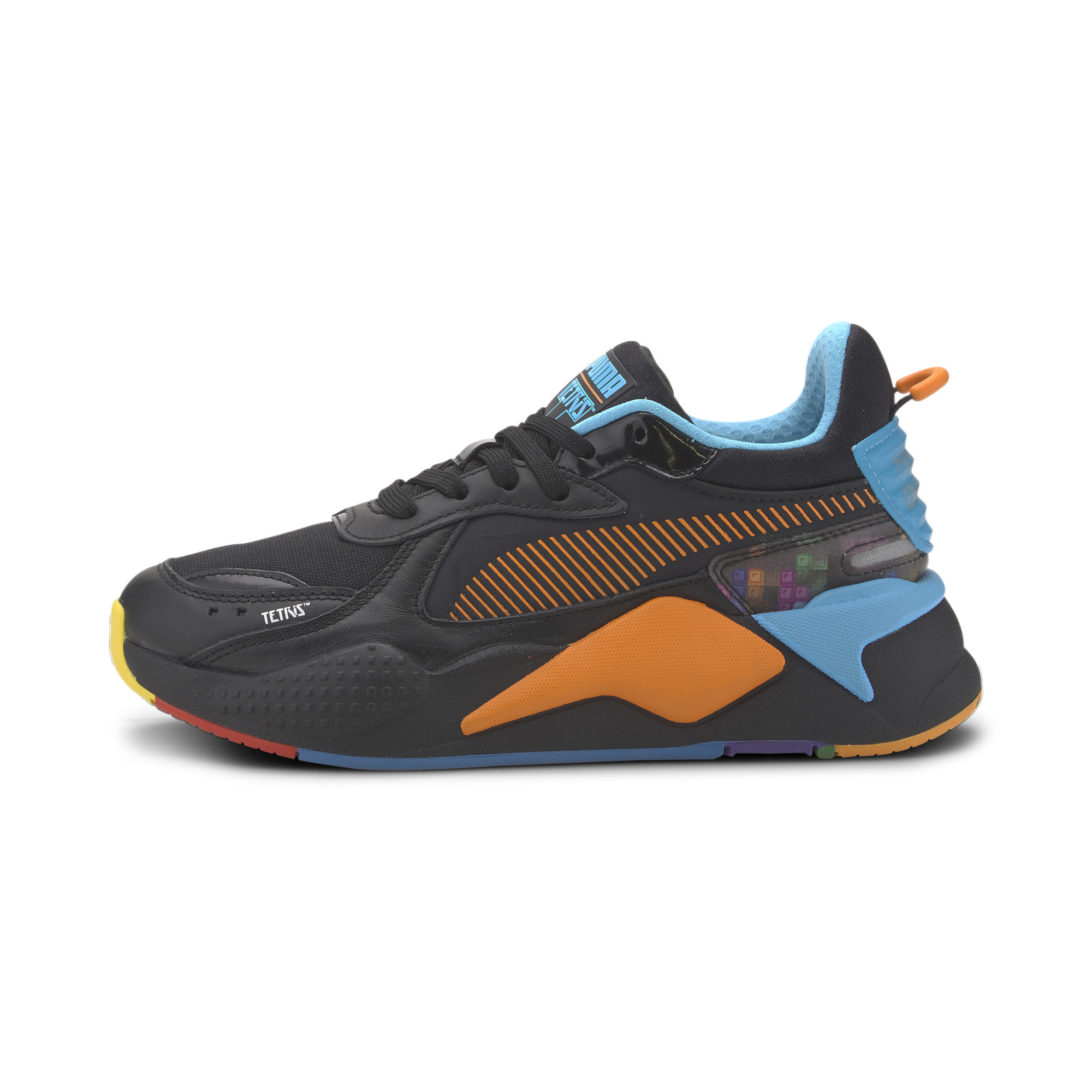 PUMA-PUMA-x-TETRIS-RS-X-Sneakers-JR-Kids-Shoe-Kids thumbnail 4