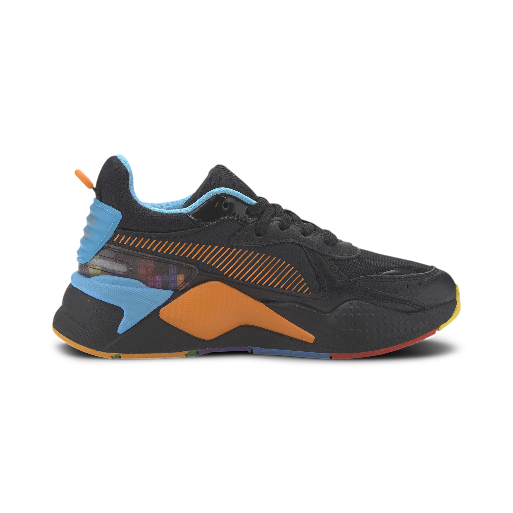 PUMA-PUMA-x-TETRIS-RS-X-Sneakers-JR-Kids-Shoe-Kids thumbnail 6