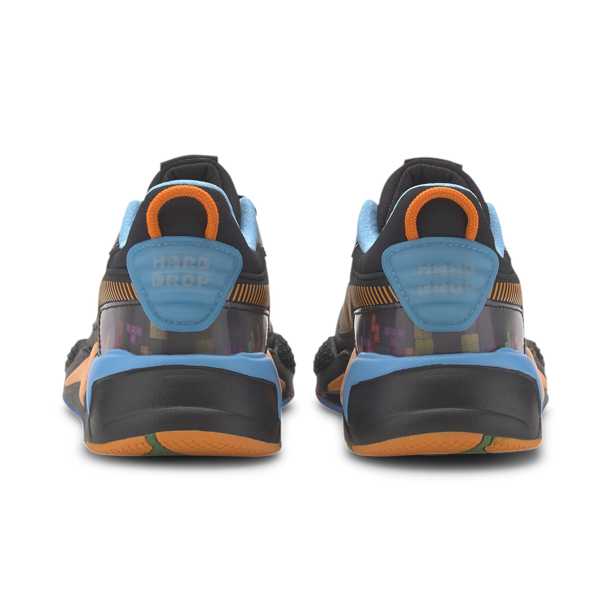 PUMA-PUMA-x-TETRIS-RS-X-Little-Kids-039-Shoes-Kids-Shoe-Kids thumbnail 3
