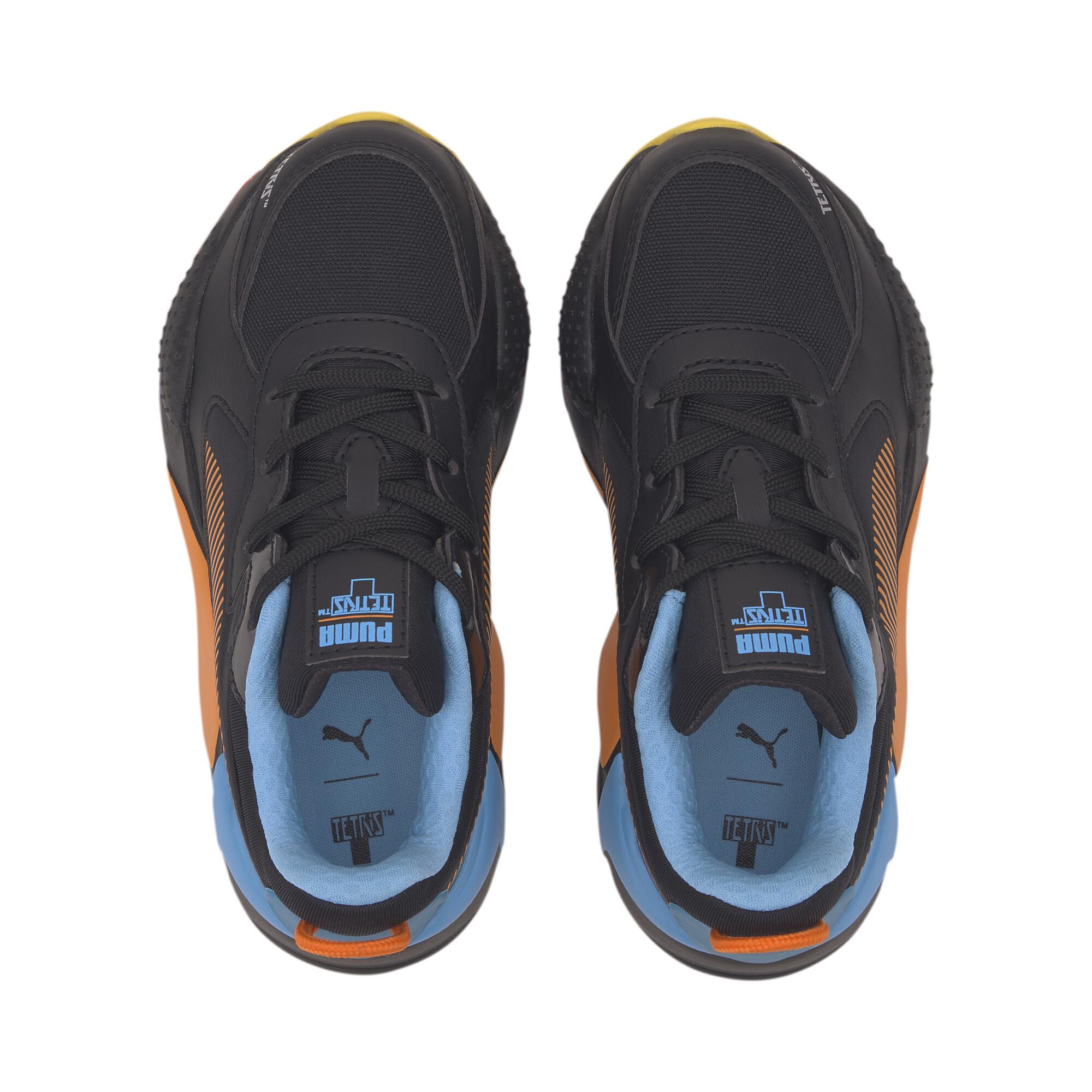 PUMA-PUMA-x-TETRIS-RS-X-Little-Kids-039-Shoes-Kids-Shoe-Kids thumbnail 7