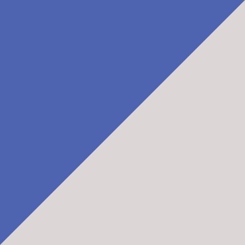 Gray Violet-Lapis Blue