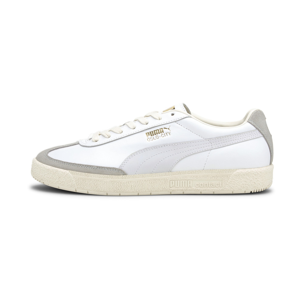 Image Puma Oslo-City Luxe Trainers #1
