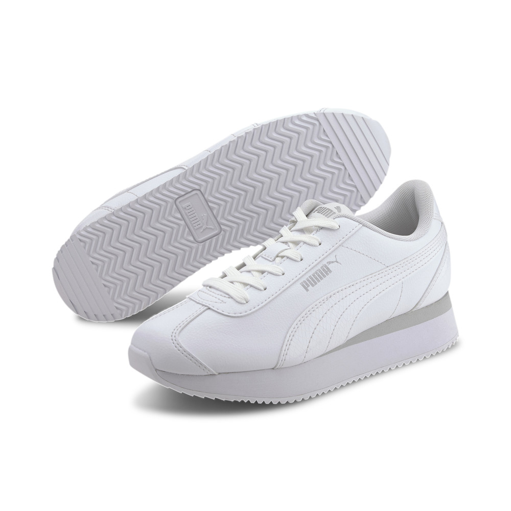 Image Puma Turino Stacked Women's Trainers #2