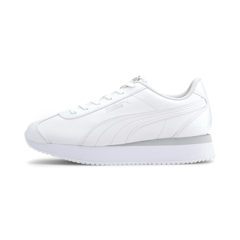 Image Puma Turino Stacked Women's Trainers #1