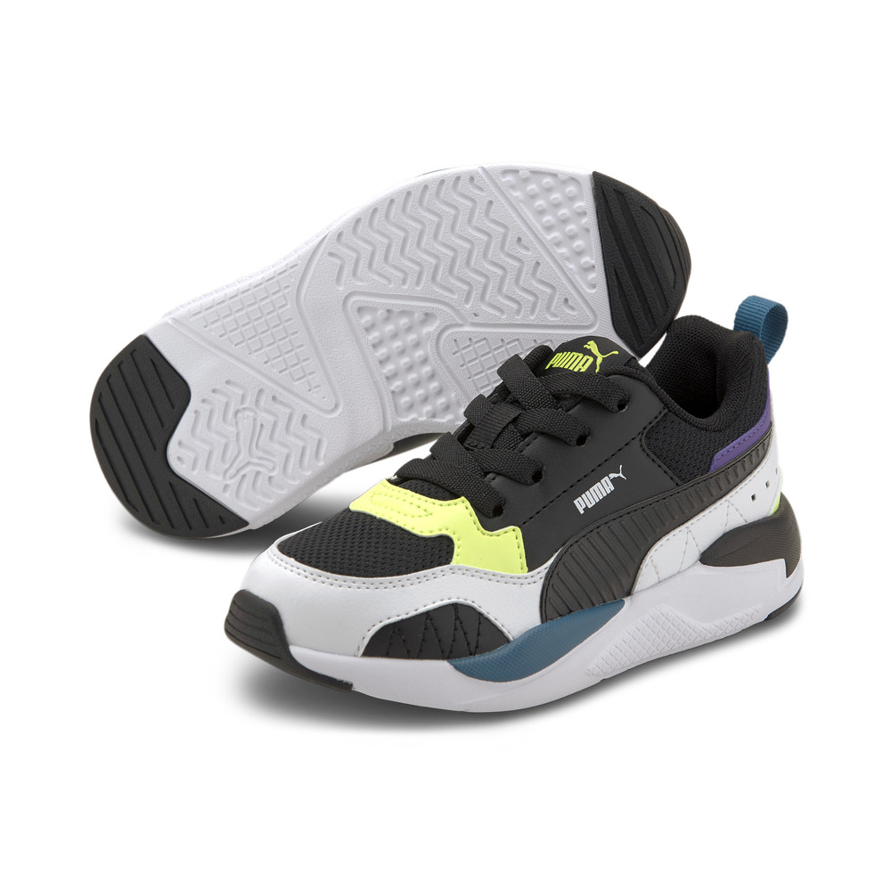 Image Puma X-Ray 2 Square Kids' Trainers #2