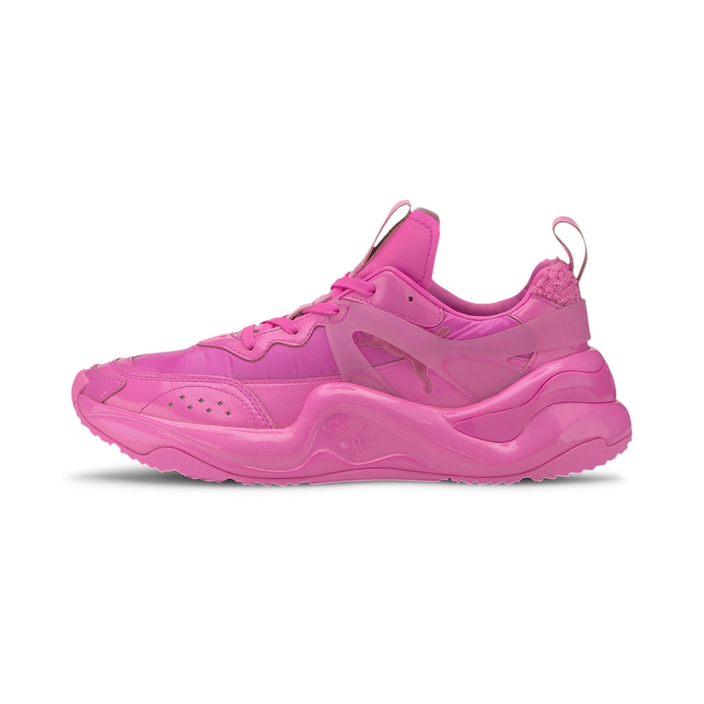 Image Puma Rise Pretty Pink Women's Trainers #1