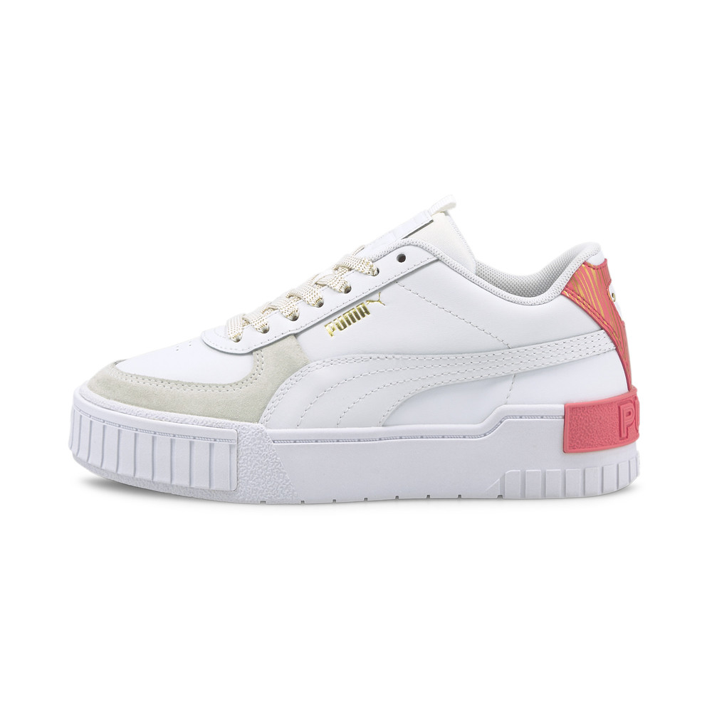 Image PUMA Cali Sport Fireworks Youth Sneakers #1