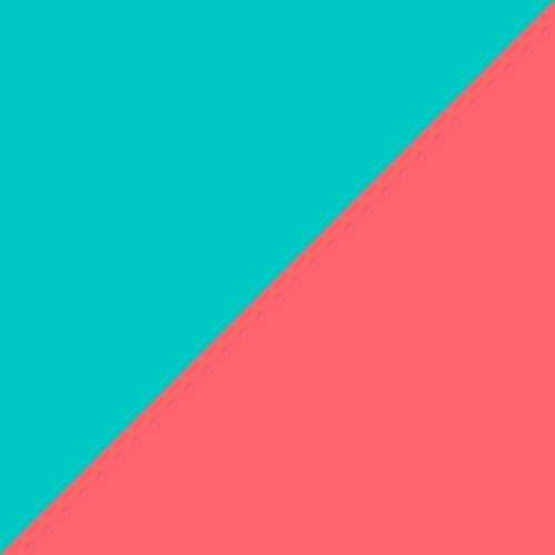 HiRise-Dark Denim-Bubblegum
