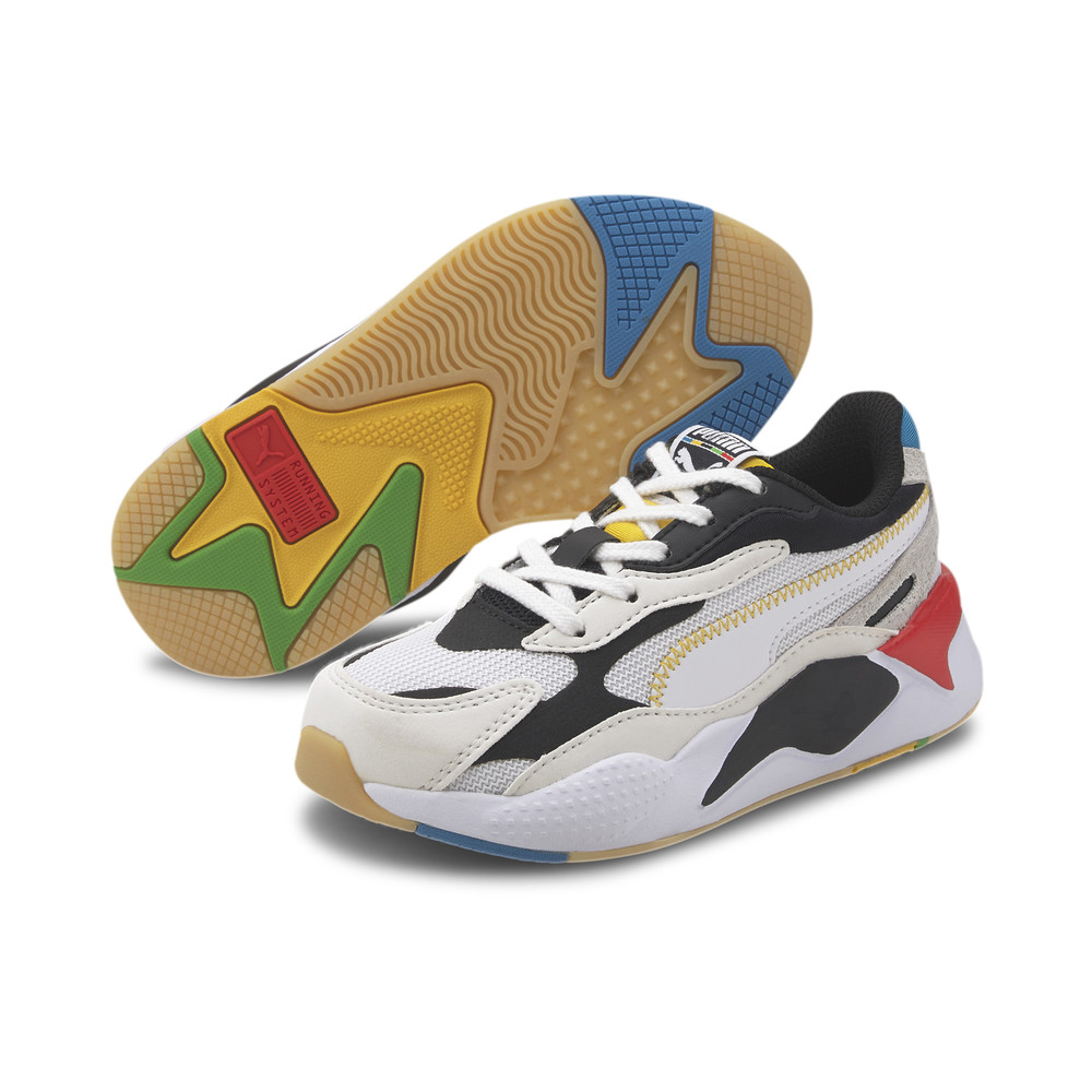 Image Puma RS-X³ Unity Kids' Trainers #2