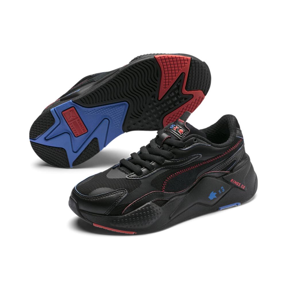 Görüntü Puma PUMA x SONIC RS-X³ Black JR Ayakkabı #2