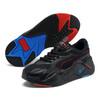 Image Puma PUMA x SONIC RS-X Black Youth Trainers #2