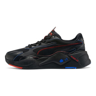 Image Puma PUMA x SONIC RS-X Black Youth Trainers