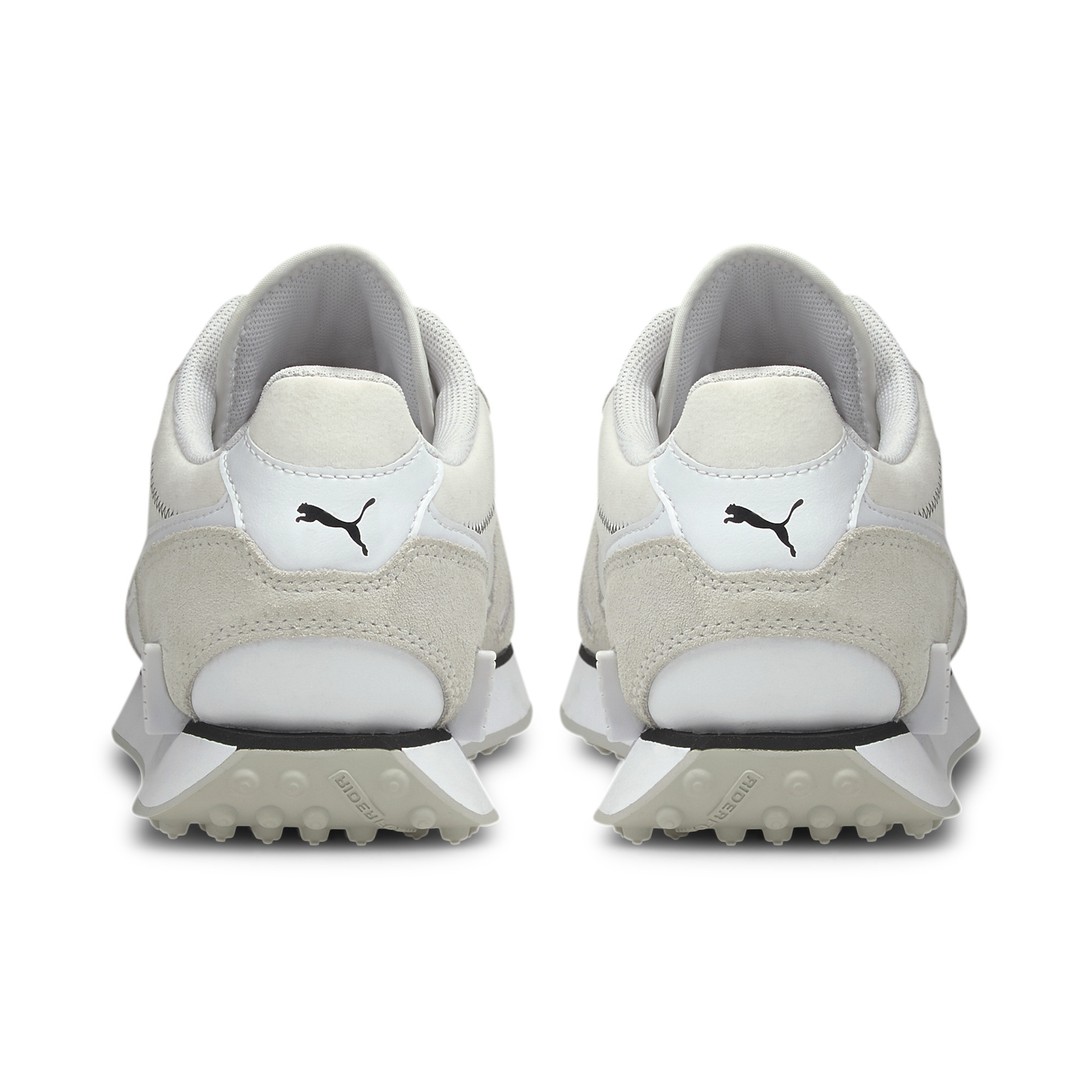 Indexbild 9 - PUMA-Mile-Rider-Chrome-Desert-Damen-Sneaker-Frauen-Schuhe-Neu