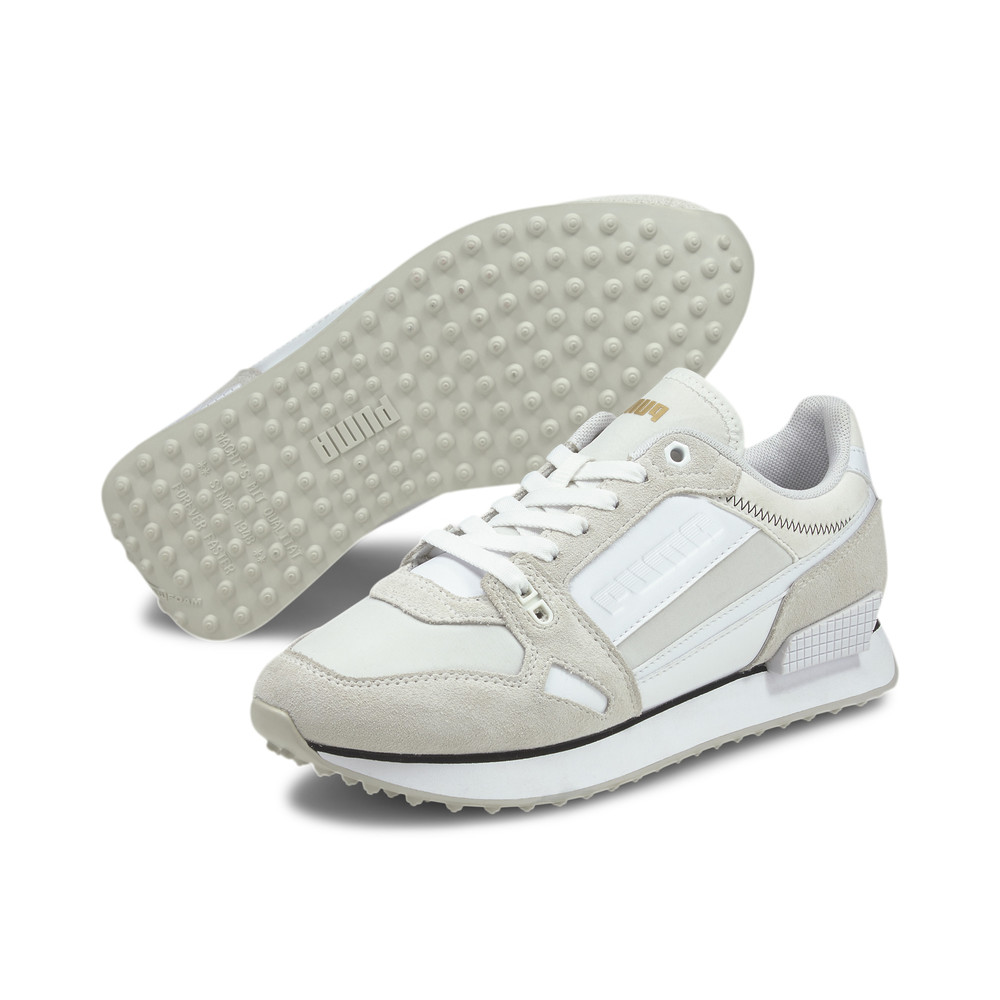 Image Puma Mile Rider Chrome Desert Women's Trainers #2