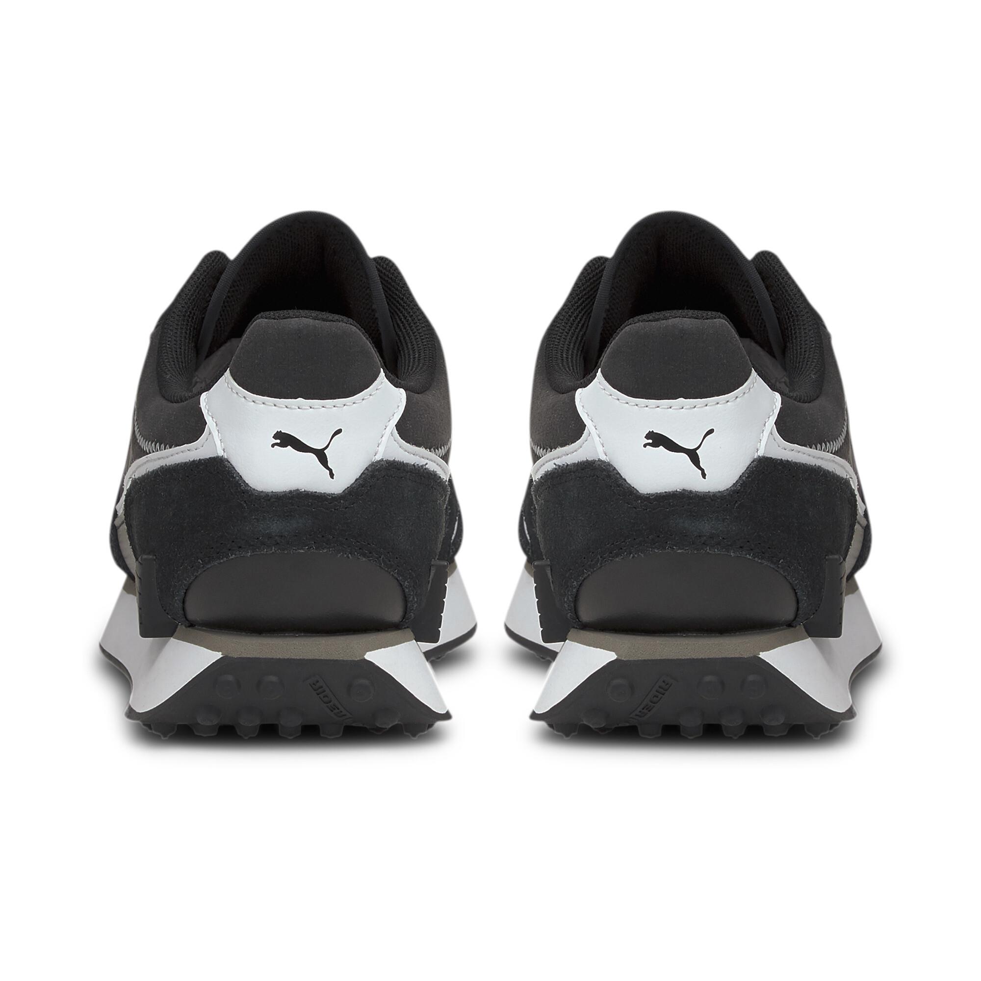 Indexbild 15 - PUMA Mile Rider Chrome Desert Damen Sneaker Frauen Schuhe Neu