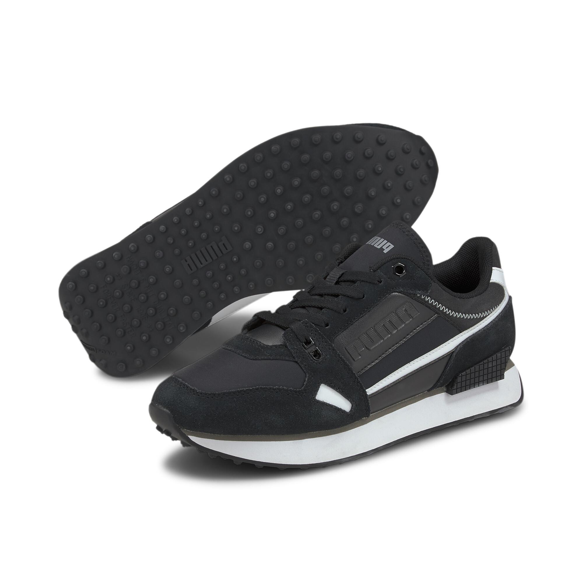 Indexbild 20 - PUMA-Mile-Rider-Chrome-Desert-Damen-Sneaker-Frauen-Schuhe-Neu